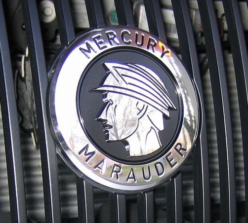 gods head grille emblem from colex