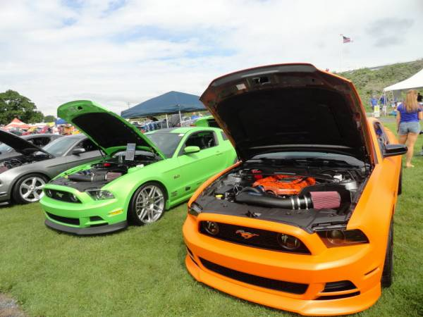 more pics from 2013 carlisle off the hill