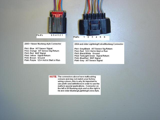 Diablo_connectorpin_204 maf wiring diagram mercurymarauder net forums 2005 ford crown victoria radio wiring diagram at bayanpartner.co