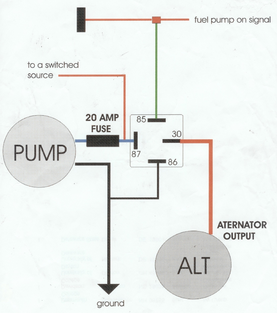 WP4 seeking detailed electric water pump installation help, please