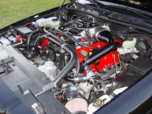 F  S  Turbo U0026 39 D 2003 Mercury Marauder